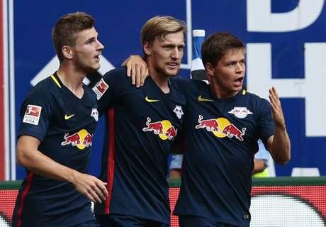Bundesliga: RB Leipzig Terus Menggeliat