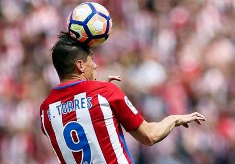 Torres langer door bij Atlético