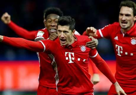 PREVIEW: Bayern - Hamburg