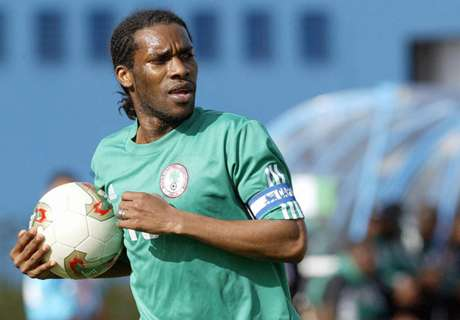 Gomez: Okocha was my idol