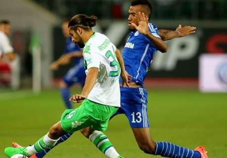 Wolfsburgo es puntero en Alemania