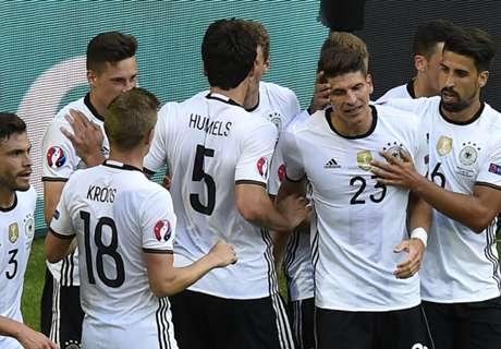 ألمانيا تُمتع وتقنع!