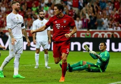 Lewandowski über Real Madrid