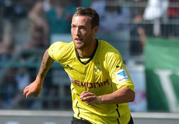Borussia Dortmunds Julian Schieber gerät ins Visier britischer Vereine