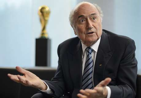Banning Israel FA no solution - Blatter