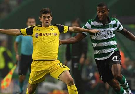 Champions: Sporting 1-2 Dortmund