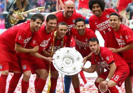 Bayern start BuLi versus Hamburg
