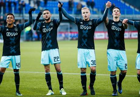 Ajax: Auf den Spuren der Legenden
