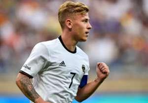 Max Meyer spielte in diesem Sommer für Deutschland bei Olympia