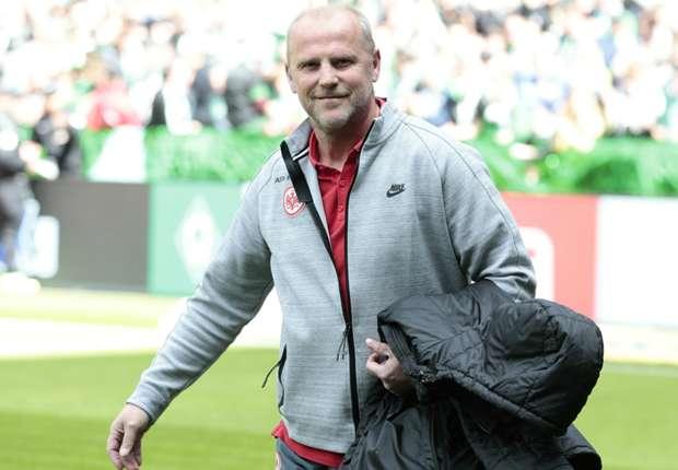 Thomas Schaaf kehrte erstmals als gegnerischer Trainer ins Weserstadion zurück