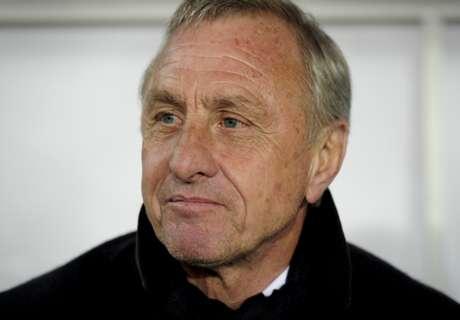 EM-Quali: Cruyff von Elftal enttäuscht