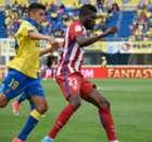 Atletico schießt Las Palmas ab