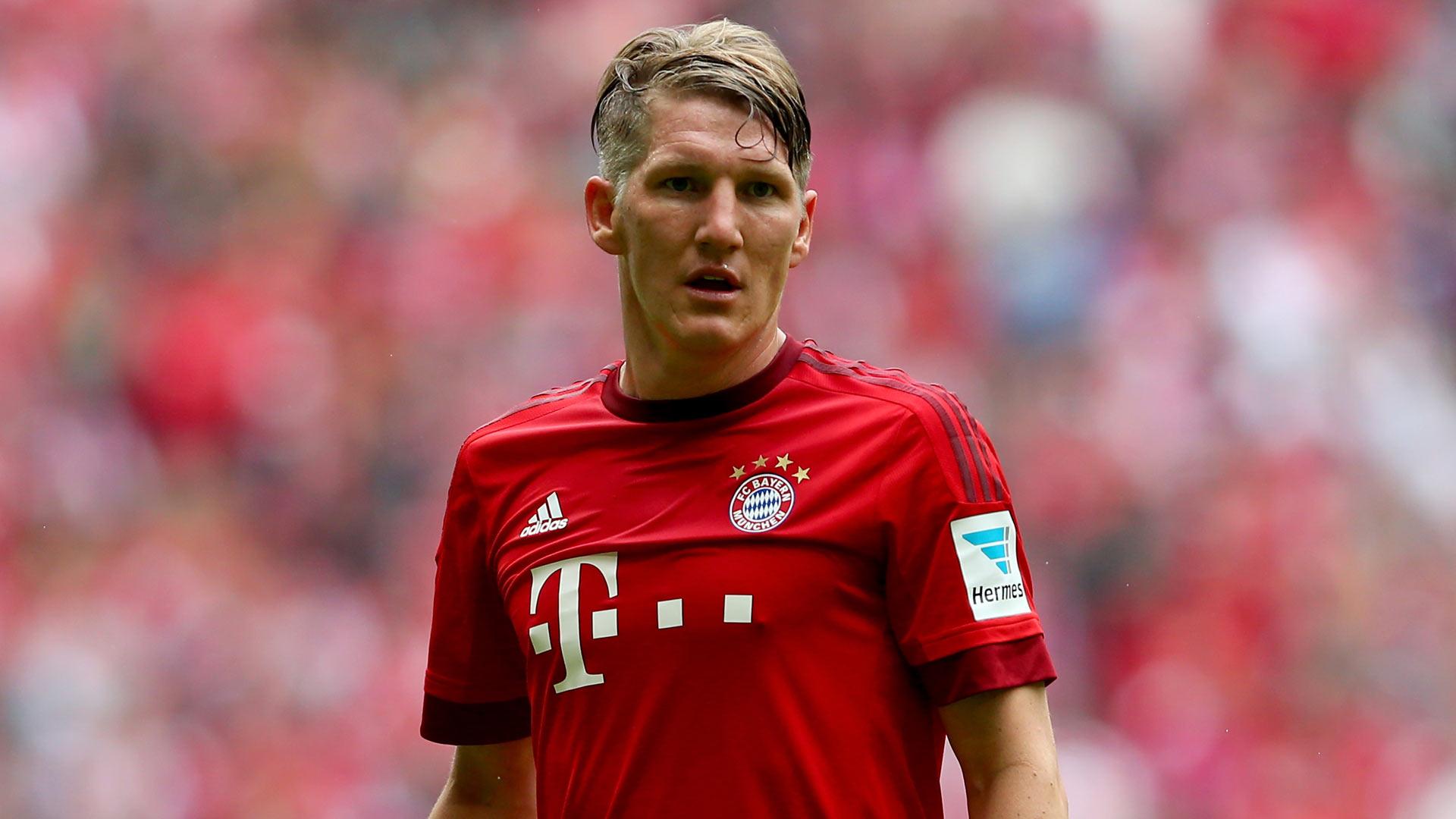 Bastian Schweinsteiger FC Bayern München 23052015