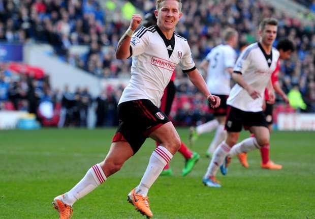 Lewis Holtby spielt aktuell beim FC Fulham