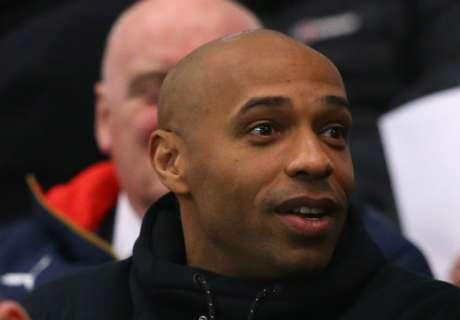 El nuevo destino de Thierry Henry