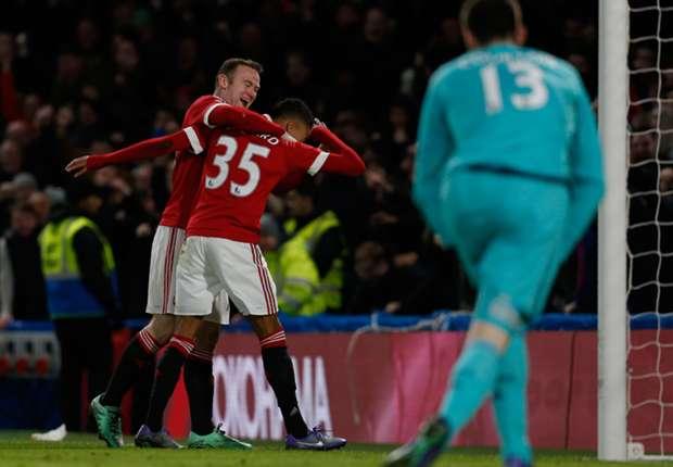ไฮไลท์  Chelsea 1 - 1 Manchester United