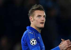 Jamie Vardy schoss den 1:2-Anschlusstreffer für Leicester