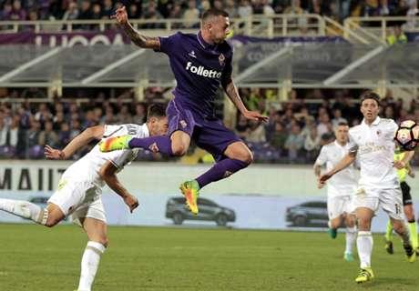 Roma-Pleite, Inter und Milan remis