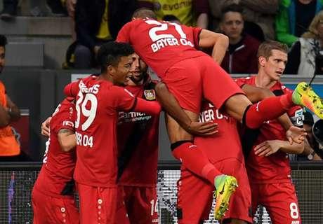 Bayer zwingt Dortmund in die Knie