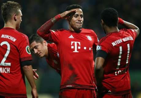 Bayern Melenggang Ke Semi-final