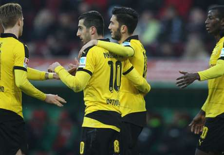 RATINGS: Ramos shines for Dortmund