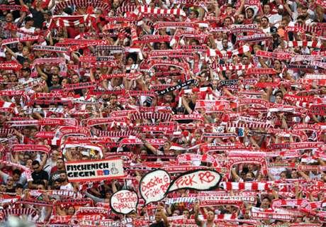 Heftige Krawalle bei Köln vs. Leipzig