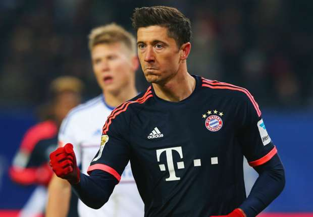 ไฮไลท์ Hamburger SV 1 - 2 Bayern Munich