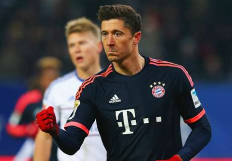 Hambourg - Bayern 1-2, résumé du match