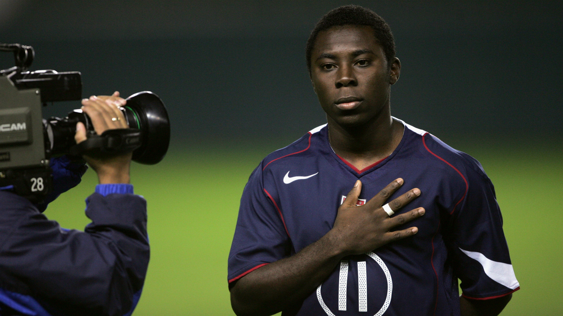 Freddy Adu USA 050114