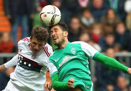 Pokal: Bayern trifft auf Werder