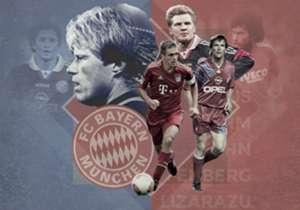 Der FC Bayern steht seit Jahren für Erfolg. Möglich machten das Spieler, die zu Legenden wurden. Spieler wie Oliver Kahn, Stefan Effenberg, Lothar Matthäus oder Philipp Lahm. Goal hat die 20 besten der Vereinsgeschichte in einem Ranking zusammengestellt.