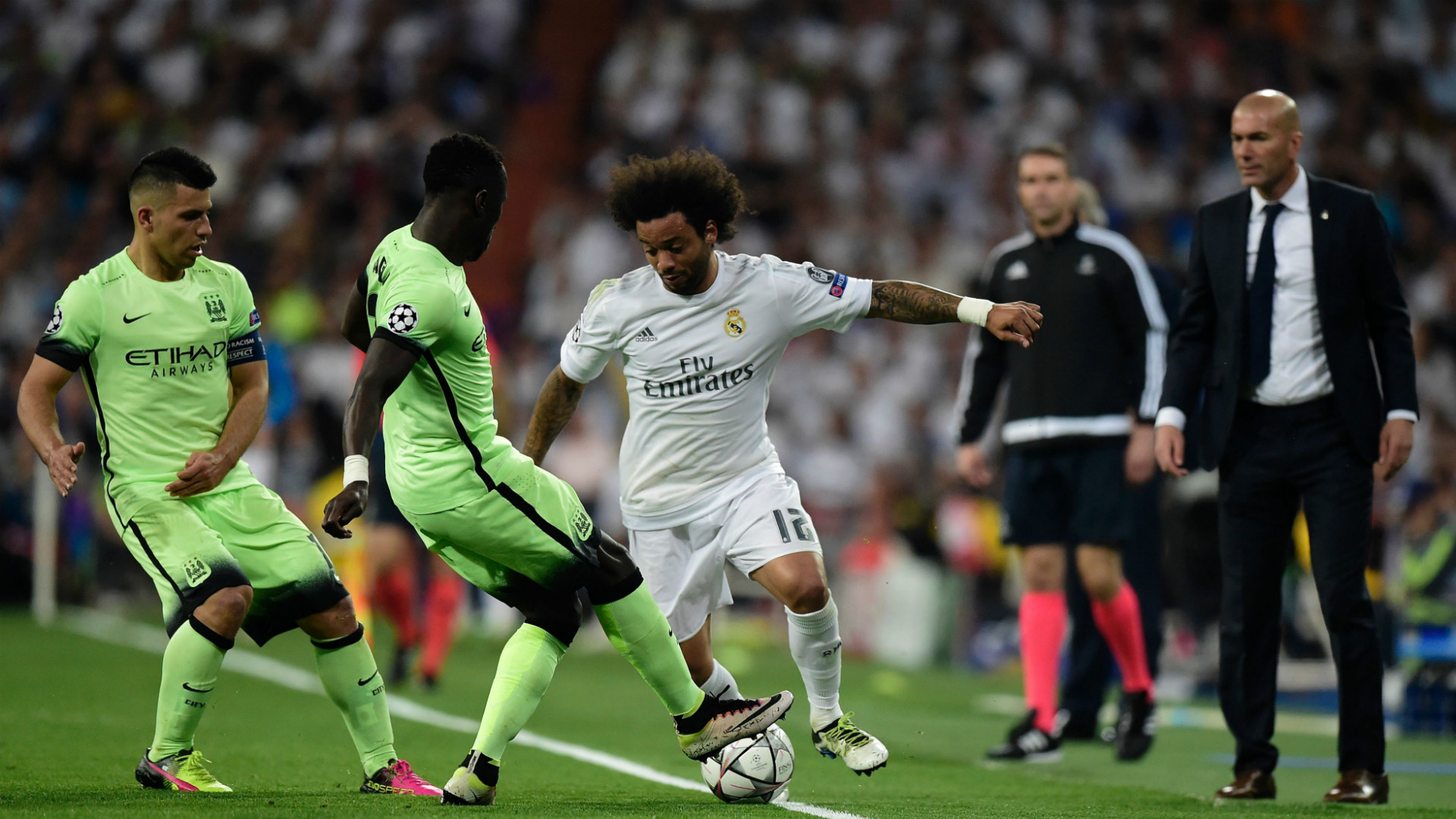 Real Madrid vs. Manchester United EN VIVO ONLINE Supercopa de Europa