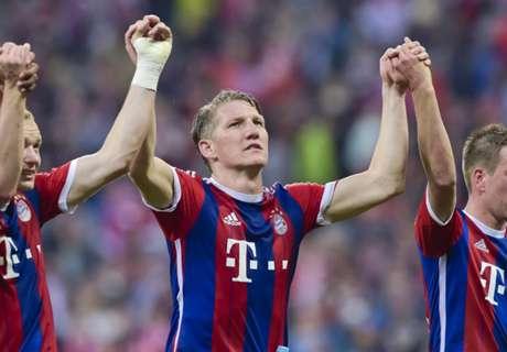Un 25e titre de Champion pour le Bayern !