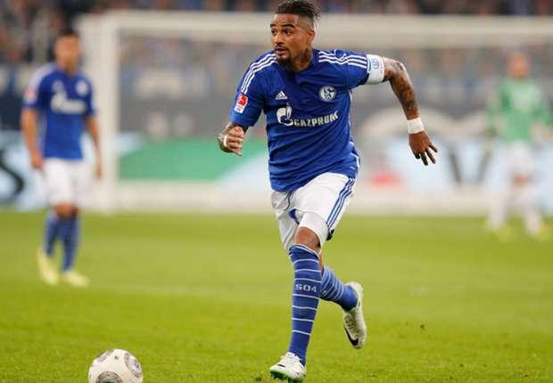 Will auf die Zehn: Kevin-Prince Boateng von Schalke 04