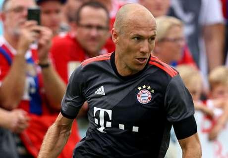 FCB-Fans ermahnen Robben