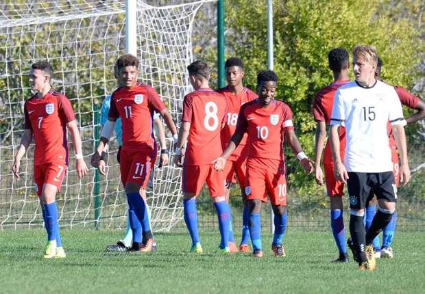U17 kassiert 1:8-Klatsche gegen England - Goal.com
