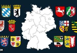 Bayern oder NRW, Baden-Württemberg oder Hessen? In welchem Bundesland stehen die besten Talentschmieden Deutschlands, wer bringt die besten Fußballer hervor? Goal hat sich Gedanken gemacht und präsentiert die 16 Top-Teams in Deutschland. Berücksichtigt...
