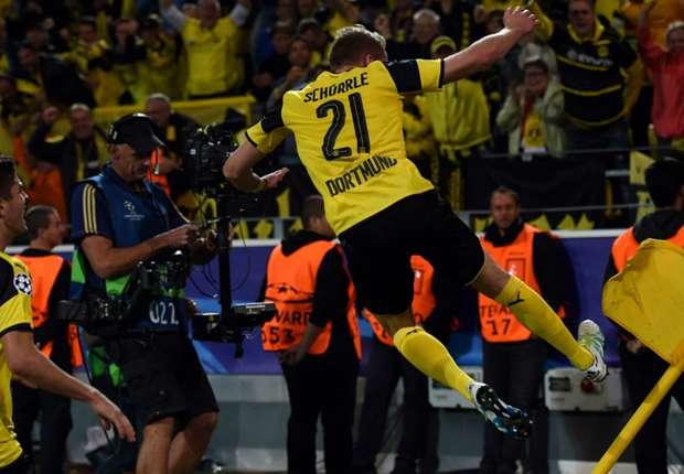 champions league dortmund real