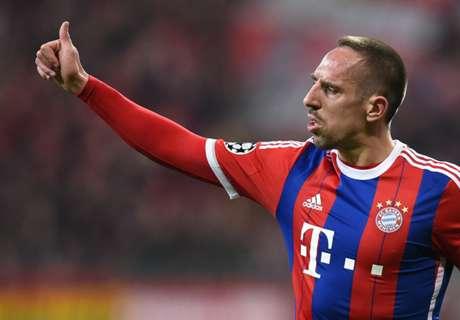 Ribery: I'll return from injury nightmare
