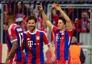 Bayern Munich consiguió su 25º título de Bundesliga.