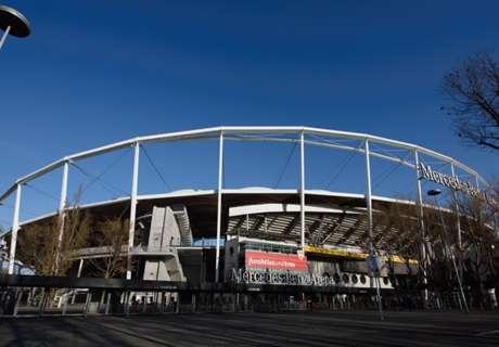 Neues Dach für Stuttgarter Stadion
