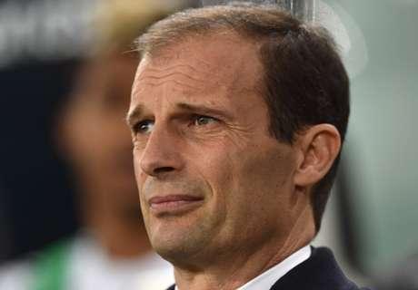 Juve: Allegri kritisiert seine Spieler