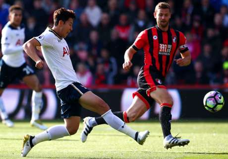 LIVE: Bournemouth vs. Tottenham