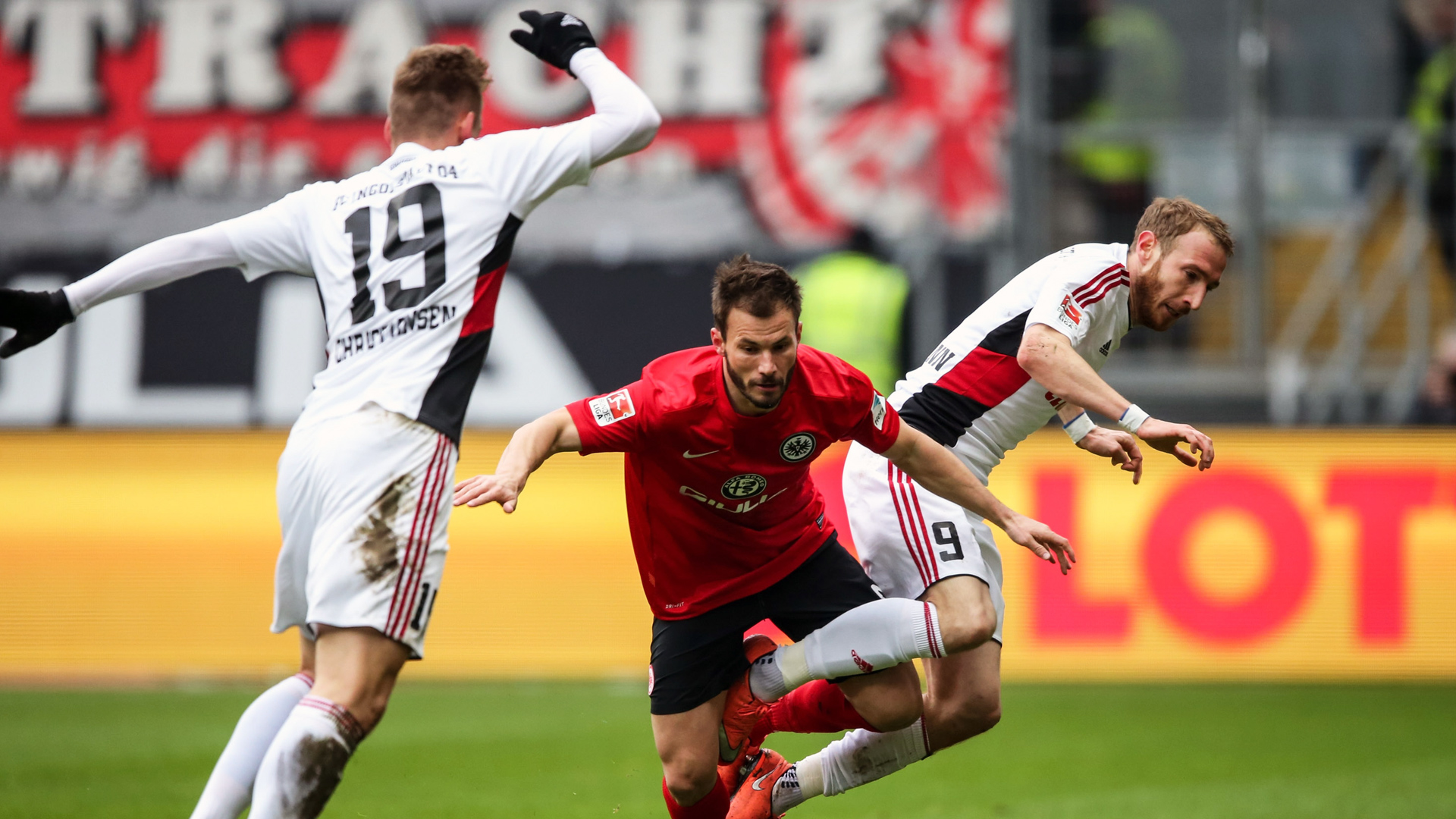Video: Eintracht Frankfurt vs Ingolstadt