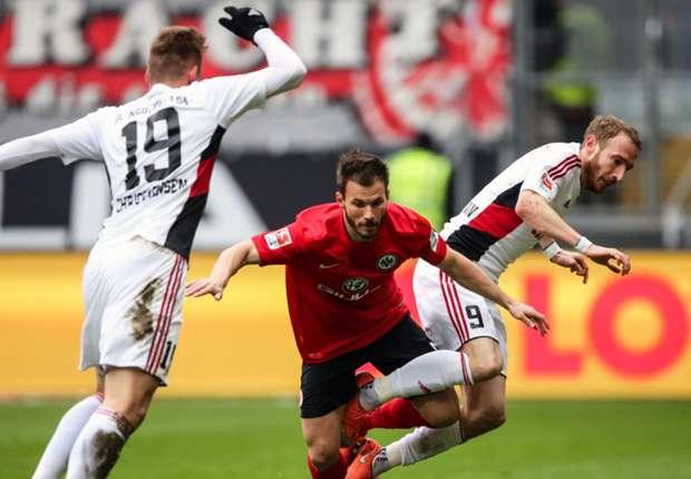Video: Eintracht Frankfurt vs Ingolstadt