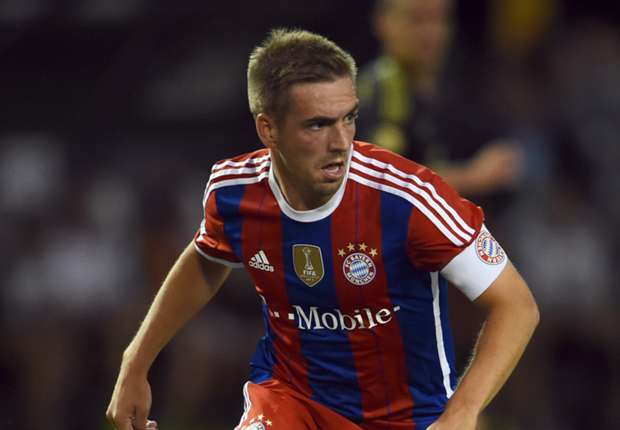 Lahm: Bayern aren't fit enough