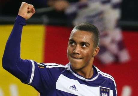 Melhor sub-18 quer ficar no Anderlecht