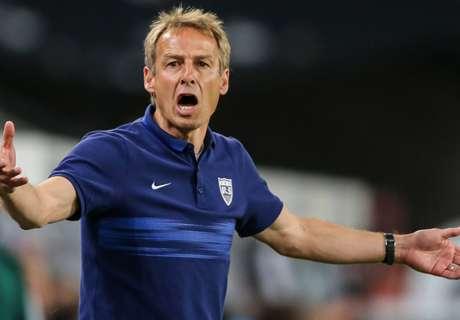 USA beschert Klinsmann einen Sieg