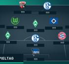 Top-11 Buli: Kapitäne voraus