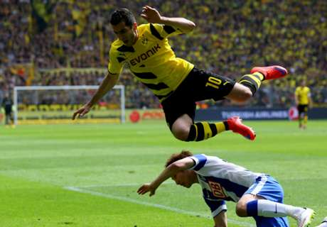 Match Report: Dortmund 2-0 Hertha